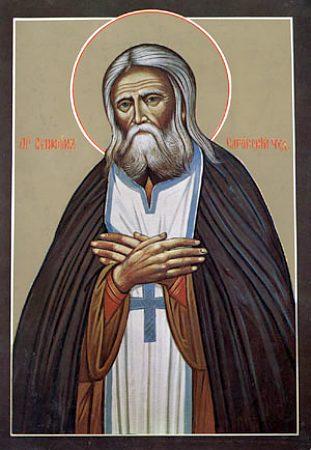 прп. Серафим Саровський