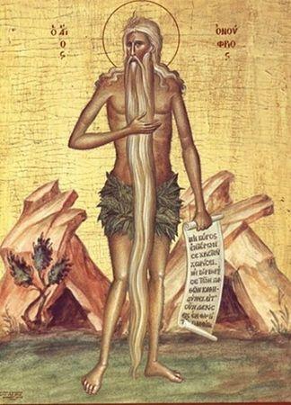 прп. Онуфрій Великий
