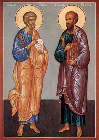 свв. апп. Петра і Павла
