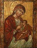 ікона Б.М. Акафістна або Молокопитателька