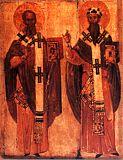 свтт. Афанасій та Кирил Олександрійські