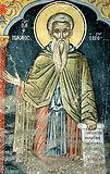 прп. Макарій Єгипитський